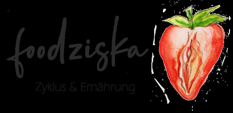 Foodziska Logo PCOS Zyklus