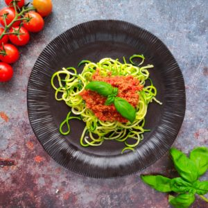 Read more about the article Zoodels mit Bolognese Sauce