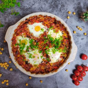 Read more about the article Shakshuka